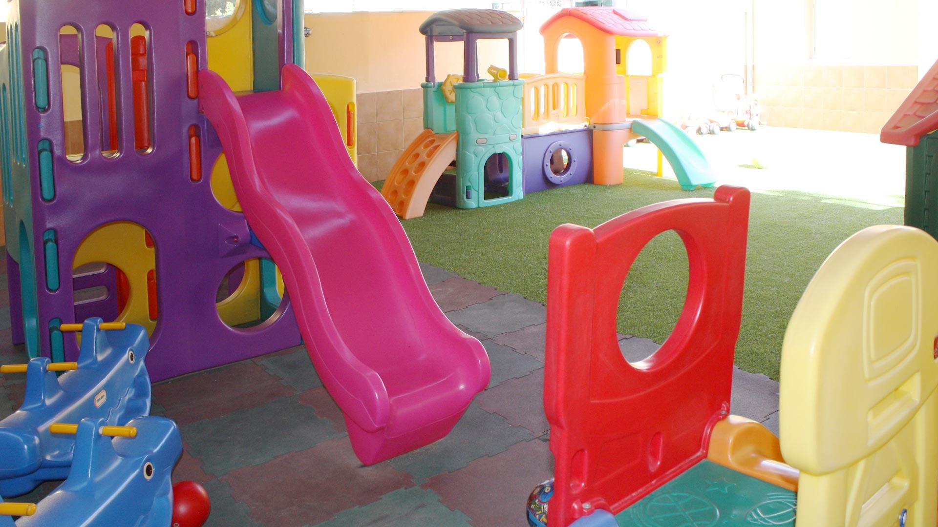Patio - Imagen de galería del Centro de Educación Infantil Gibralfaro