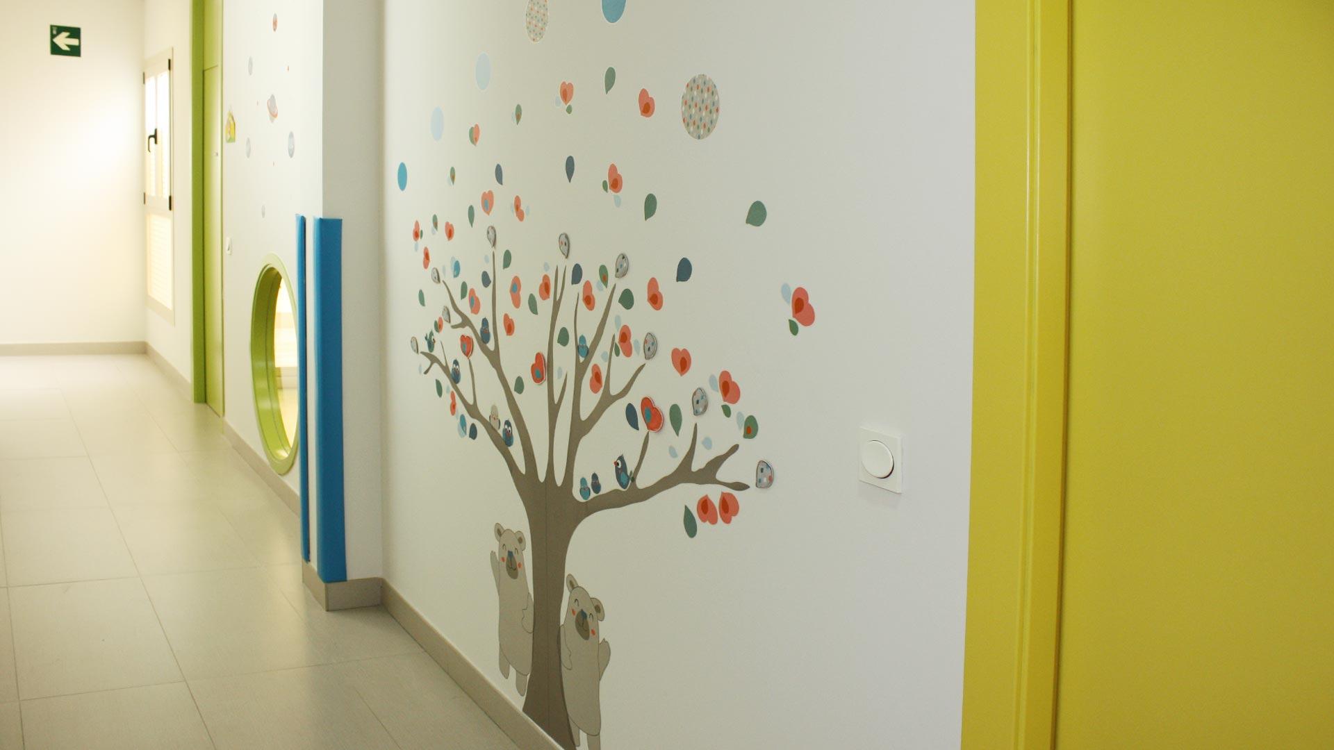 Zonas comunes - Imagen de galería del Centro de Educación Infantil Gibralfaro
